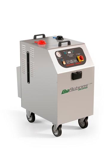 sanificatore vapore secco VPG18000