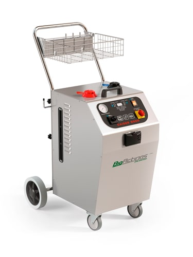 sanificatore vapore secco VPG9000